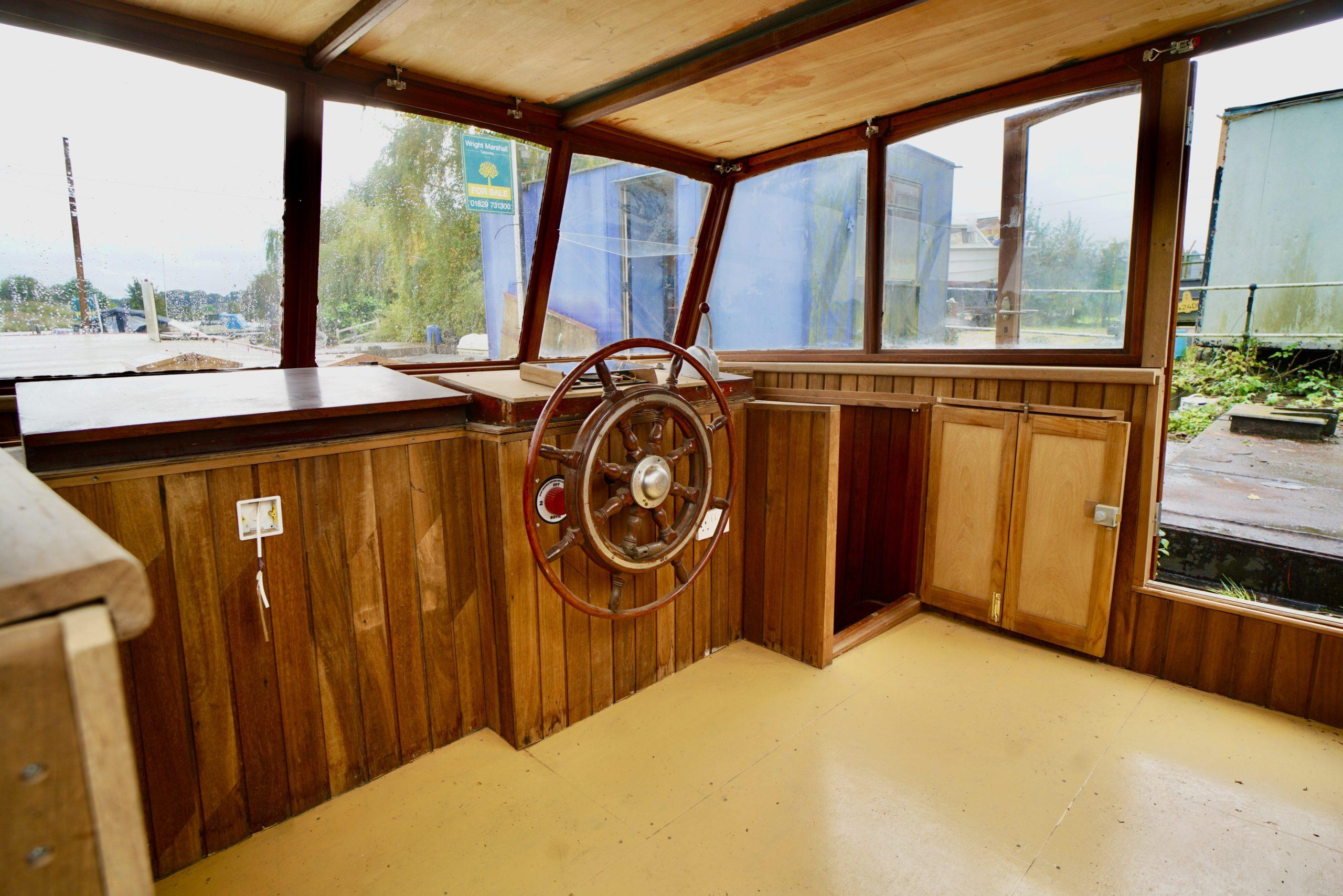 Bolle Dutch Barge